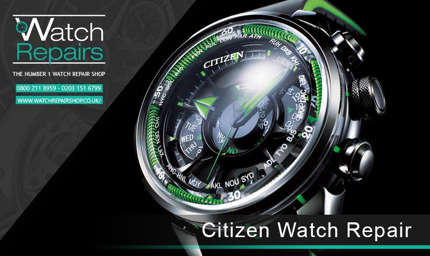 Citizen Watch Repair