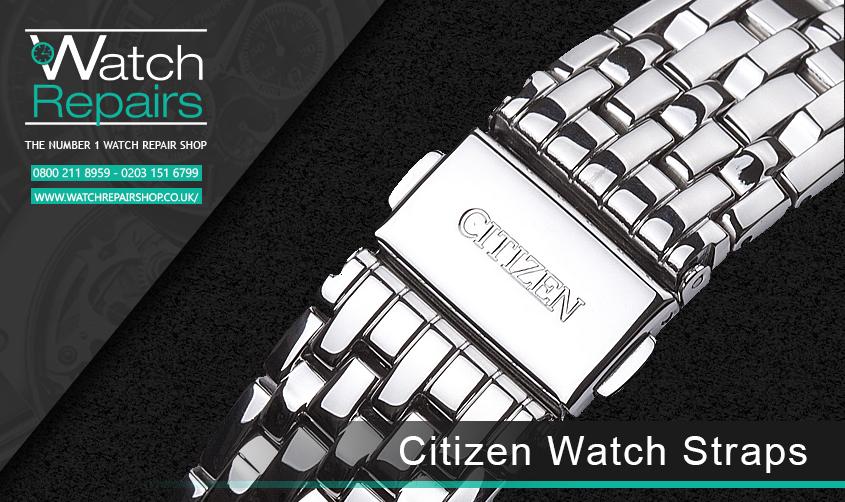 Citizen Watch Straps