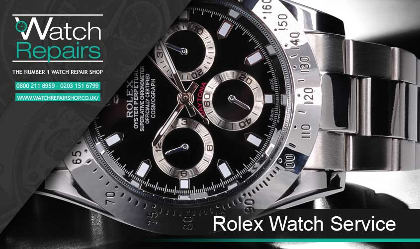 Rolex Watch Service