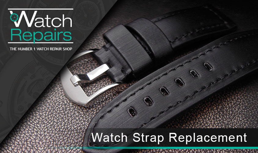 watch strap replacement